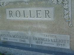 Augusta <i>McCollum</i> Roller