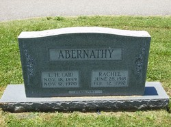 Rachel Aberbnathy