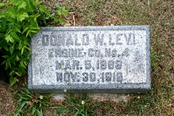 Donald W Levi