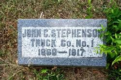 John C Stephenson