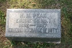 William Matthew Matt Peak