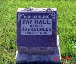 Fay Hall Bowles