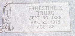 Ernestine <i>Savoie</i> Bourg