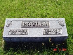 Anna <i>Scott</i> Bowles