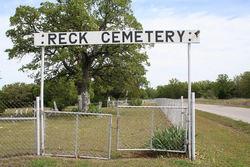 Reck Cemetery