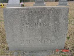 Archie C. Bruner