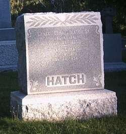 Edward E Hatch