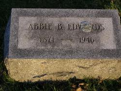 Abbie B Edwards