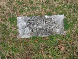 Bessie H. Albertson