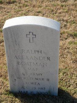 Ralph Alexander Boatman