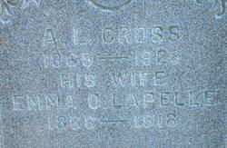 A. L. Cross