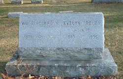 Evelyn <i>Prouty</i> Holbrook