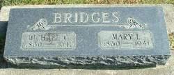Mary Isabelle Belle <i>Crane</i> Bridges