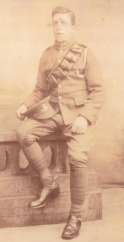 Gunner 97820 Horace George Parnell