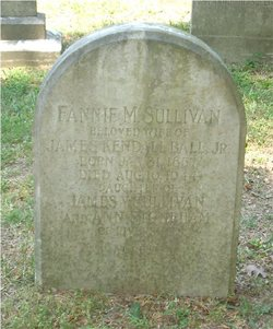 Fannie M. <i>Sullivan</i> Ball
