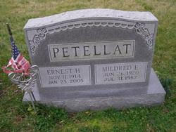 Mildred E. Petellat