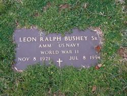 Leon Ralph Bushey