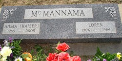 Loren McMannama