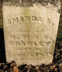 Amanda A Crawley