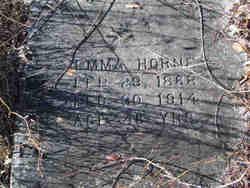 Mary Emma <i>Jump</i> Horne
