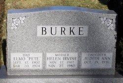 Elmo Pete Burke