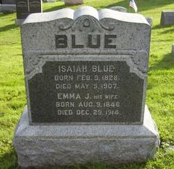 Emma J. Blue