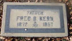 Fred Bert Kern