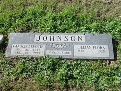 Harold Devotie Johnson