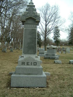 Mary Ann <i>Jones</i> Reid