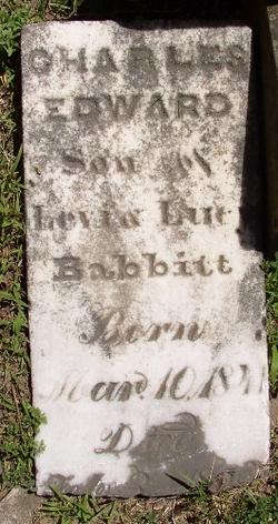 Charles Edward Babbitt