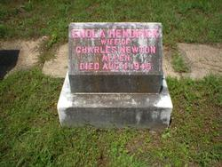 Enola <i>Hendrick</i> Allen