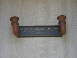 Dorothy Dotie <i>Kay</i> Laub