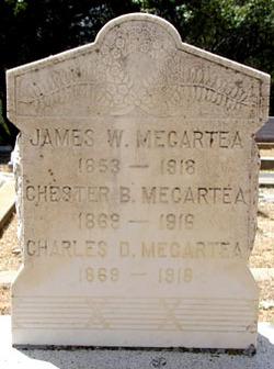 Chester Benjamin Mecartea