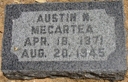 Austin Norman Mecartea