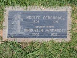 Olive Marcella <i>Valdivia</i> Fernandez