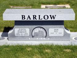 Judith Sharlene <i>Harkness</i> Barlow