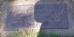 Mae Verbena <i>Kniss</i> Brannan