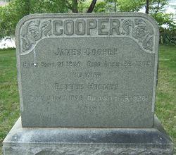 Esther <i>Holmes</i> Cooper
