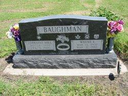 Lorraine <i>Hill</i> Baughman