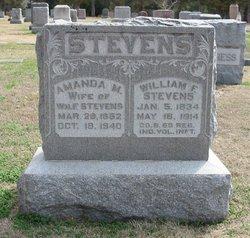 William F. Stevens