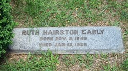 Ruth Hairston Early