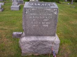 George A Calkins