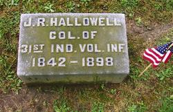 Col James Reed Hallowell