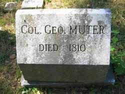 Col George Muter