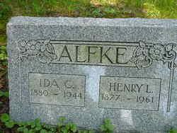 Henry L. Alfke
