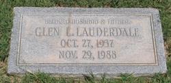 Glen L Lauderdale