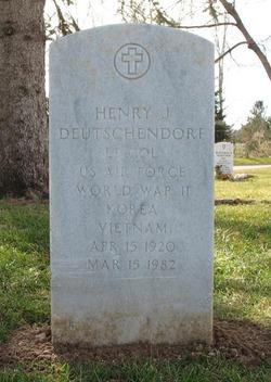 Henry John Dutch Deutschendorf
