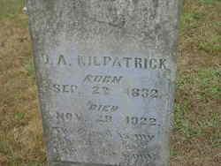 Dorotha A Dorothy <i>Coffey</i> Kilpatrick