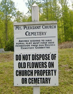 Mount Pleasant Number 2 Cemetery