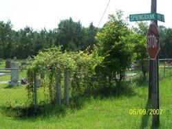 Springbank Baptist Church Cemetery